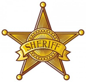 Sheriff badge free