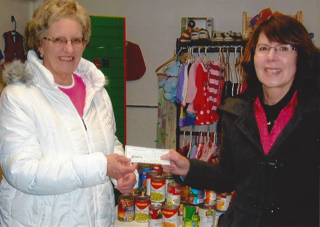 Calendar Year Medical Deductible : Jefferson garden club donates to arcgreene county news