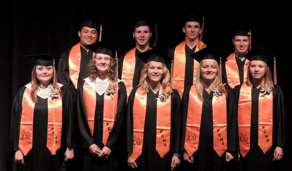 P-C class of 2014