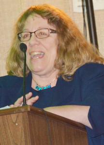The Rev Julie Poulsen   Scranton Journal photo