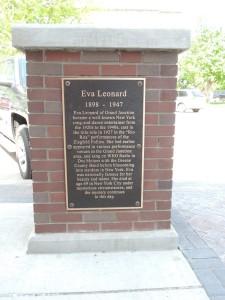 Pillar E. Leonard 2