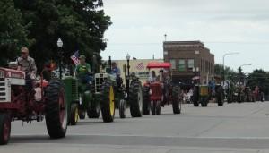 BTF tractors