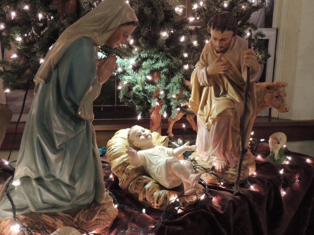 St Patrick nativity 1