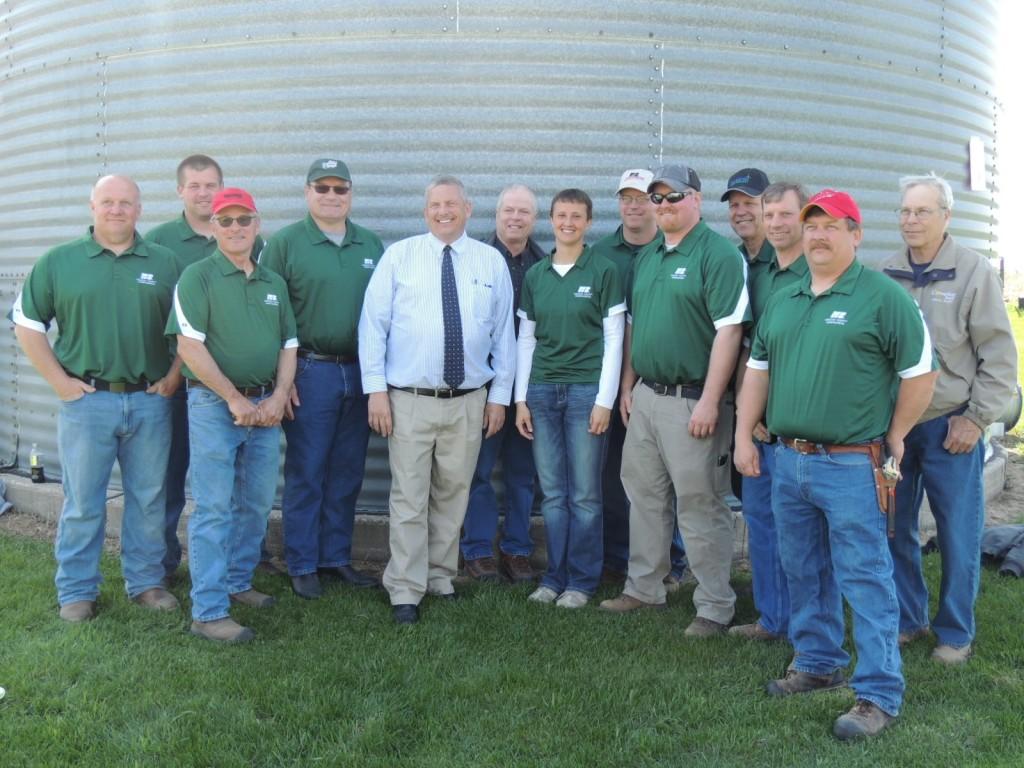 Farm tour FB board