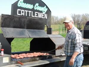 Farm tour Holden