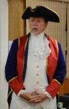 Gen Nathanael Greene, Aegerter