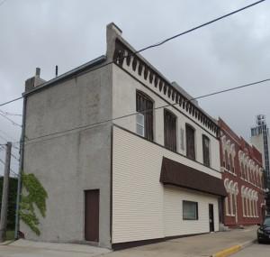 205 N. Wilson west side