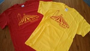 BTF T-shirts close