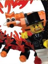 LEGO ringmaster