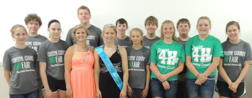 4 H State Fair Exhibitors Toldgreene County News Online
