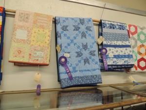 Fair open class quilts