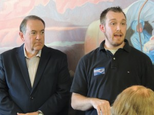Huckabee and Sean