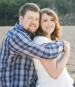 John & Danielle, cropped