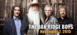 Oak Ridge Boys at WR