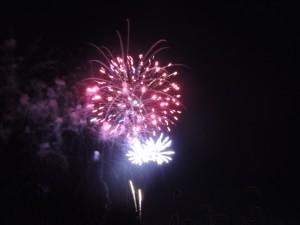 WR fireworks