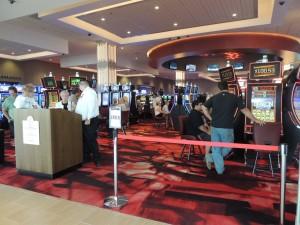 Wild Rose casino Aug. 7