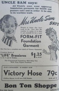 Bon Ton Shoppe ad