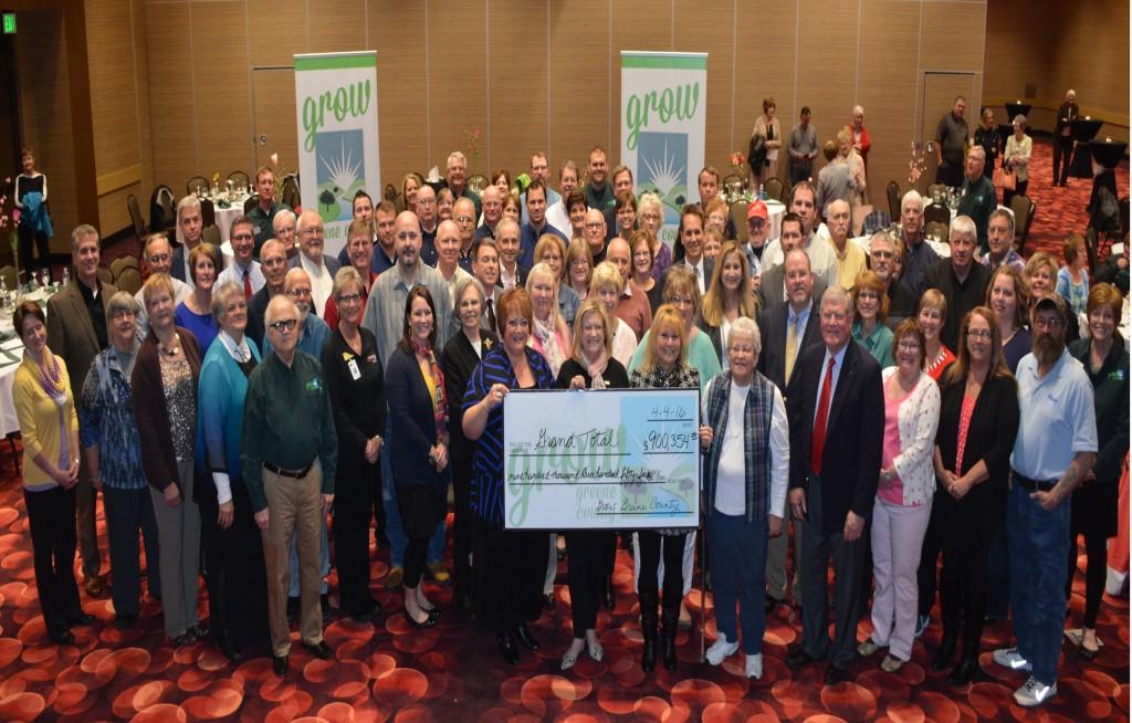 Grow Greene grant recipients