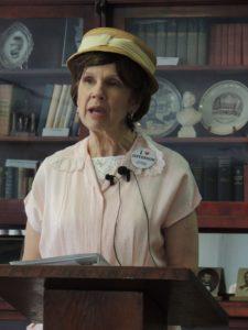 Dora Mahanay, portrayed by Bonnie Orris