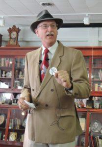 Floyd Mahanay, portrayed by Don Orris