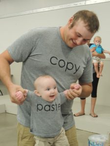 Baby contest Holzes
