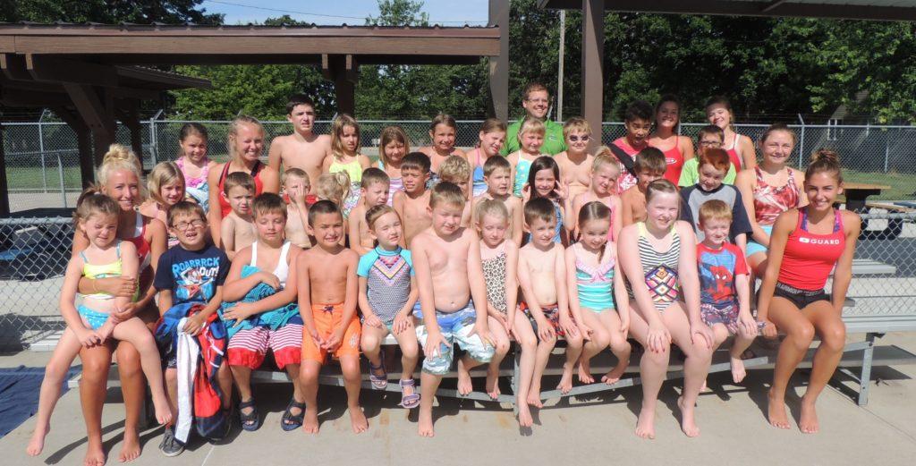 Swim lessons, Farmer Mutual, cropped