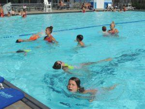 Swim lessons First Mates 2