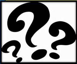 Trivia Night question mark